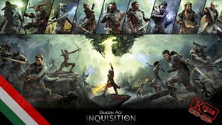 Dragon Age: Inquisition Elven Ruins Co-op Gameplay #3 (Threatening) (PC) (HUN) (HD)
