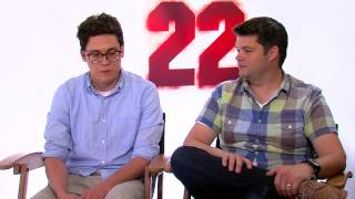 22 Jump Street: Directors Phil Lord & Christopher Miller Official Movie Interview