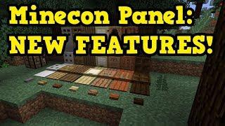 Minecon Panel: Future Of Minecraft Java 1.13 & 1.14