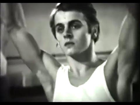 Михаил Барышников. Балетный класс.