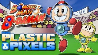 Let's Play Bomberman B-Daman (Super Famicom) - From Plastic to Pixels
