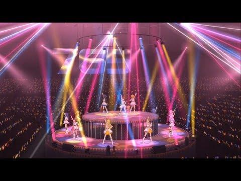 「アイドルマスター ミリオンライブ! シアターデイズ」ゲーム内楽曲『UNION!!』13人ライブVer. MV