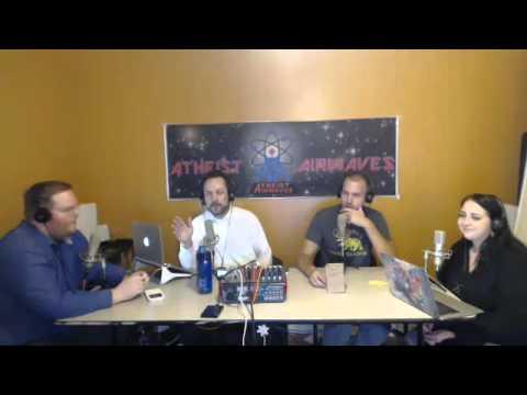Atheist Airwaves #123: High-G Orgasm Experience