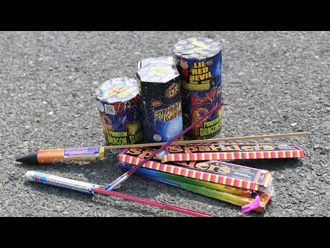 Local agencies stress dangers of firework and safety this Fourth of July