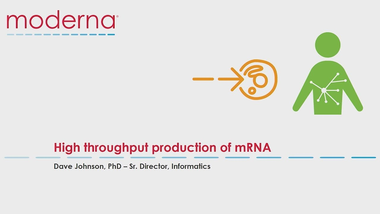 High Throughput Production of mRNA Vaccine being forced on the public
