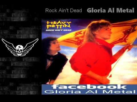 Heavy Pettin Rock Ain't Dead  UK