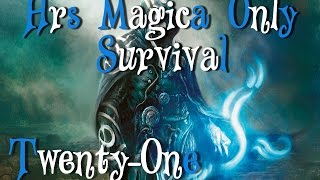 ARS MAGICA ONLY SURVIVAL - Ep.21 - THE AIR GUARDIAN!(..finally)
