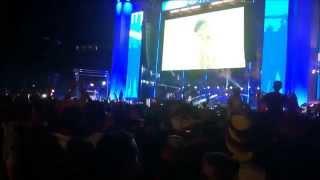Alle Tore Live Fanmeile Berlin 2014 Brasilien vs Deutschland FULL HD