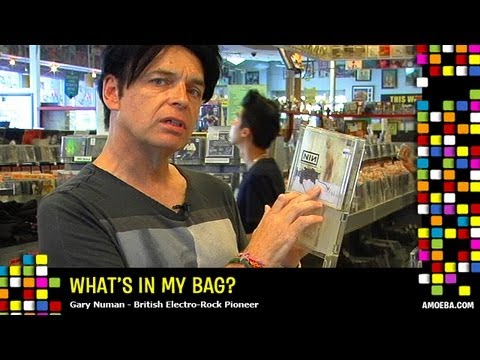 Gary Numan - What's In My Bag? mp3