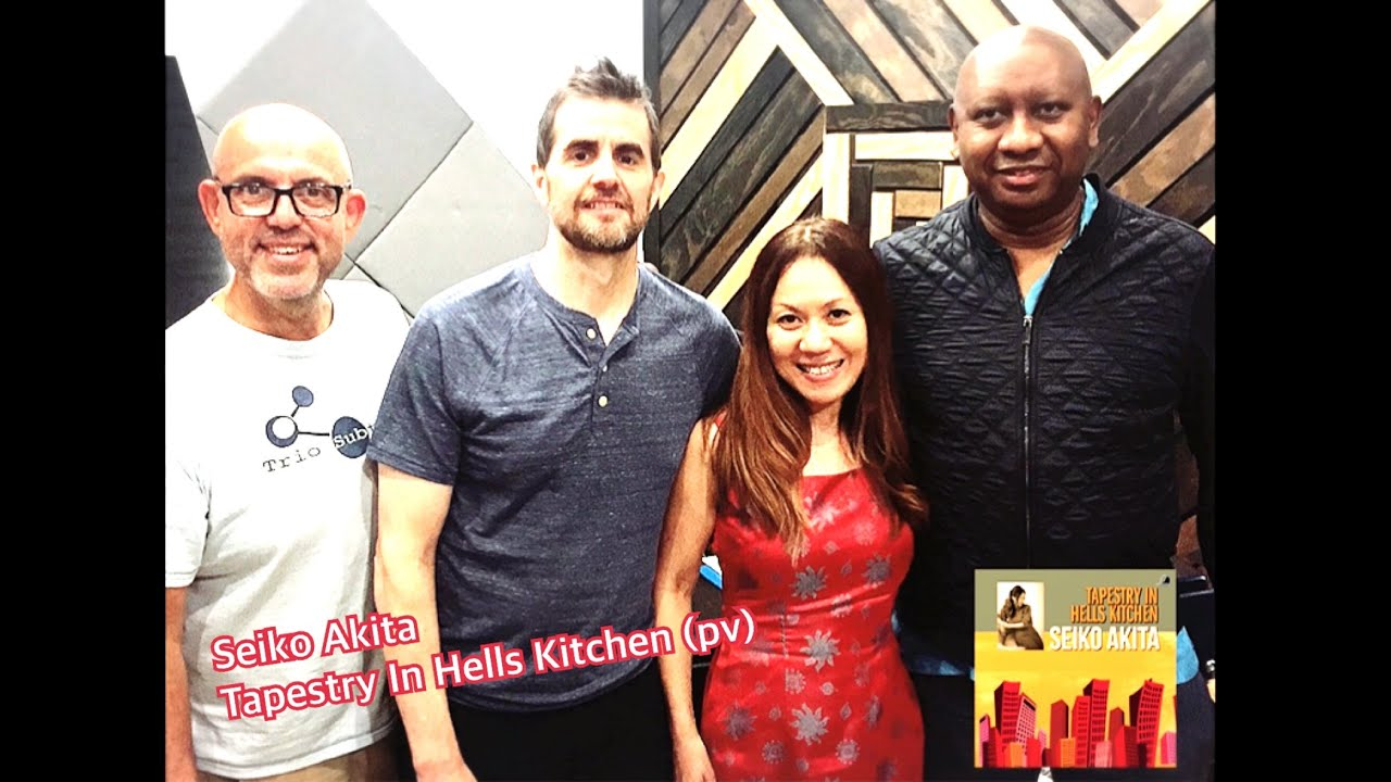 Image result for Seiko Akita - Tapestry in Hell's Kitchen