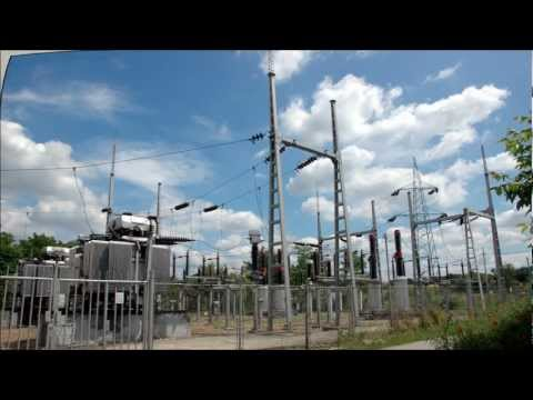 Transmission Lines, Substations and Distribution Systems (Only Pictures) HD