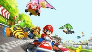 Mario kart 7 WORLD RECORD ULTIMATE CHEAT maka wahu