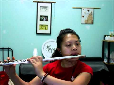 The Myth OST -  Endless Love (Flute Cover)