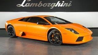 2004 Lamborghini Murcielago Arancio Atlas L0666