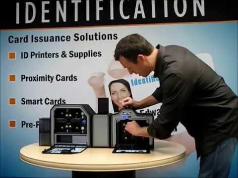 ColorID: How To Clean a Fargo HDP5000 ID Badge Printer