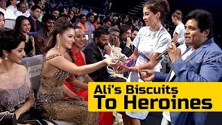 Ali Comedy punches on Heroines