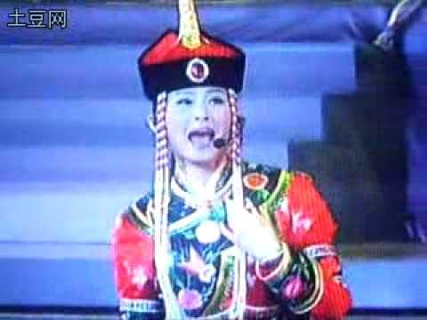 Inner mongolian song - 东山哥哥