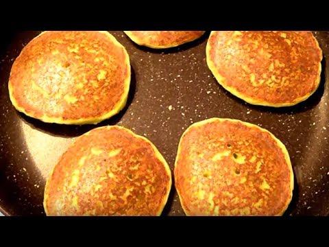 Кабачковые оладьи в духовке пошаговый рецепт с фото на