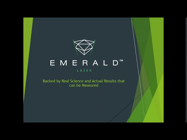 Revolutionizing Body Sculpting  Non Invasive Fat Loss through Green Laser Technology.  #emerald