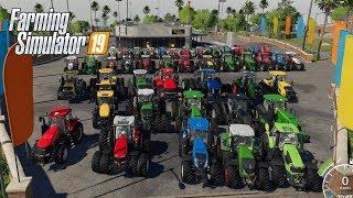 FS19   Tractores Grandes, Medianos y Chicos   TODOS   Farming Simulator 19