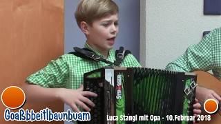 Goaßbeitl Baunbuam - Luca Stangl