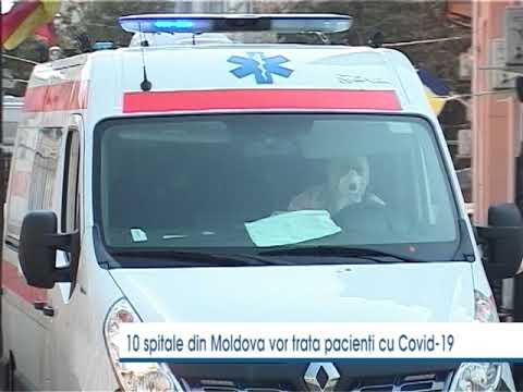 Download Lista spitalelor din Moldova care vor trata pacienti cu Covid – 19