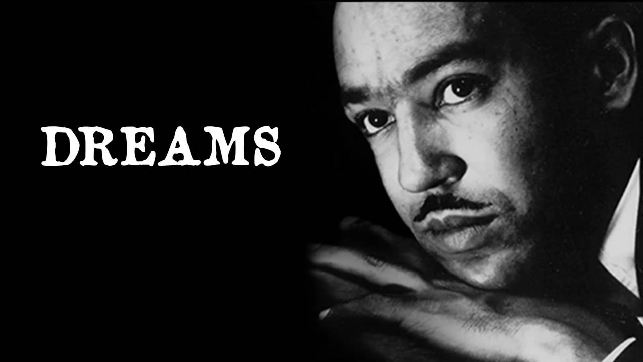 hold fast to dreams langston hughes youtube