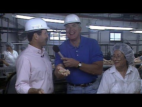 Visiting with Huell Howser: Tuna Cannery