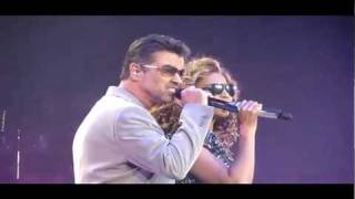 BEYONCE ft GEORGE MICHAEL (IF I WERE A BOY) HQ