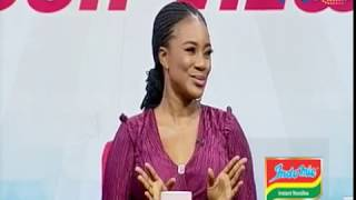 Celebrity Guest Kiki Omeili39s Interview On Your View  November 30th 2018