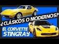 ¿Autos Clásicos o Modernos? El Corvette Stingray