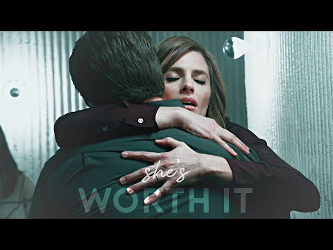 castle & beckett | she's worth it {8x13}
