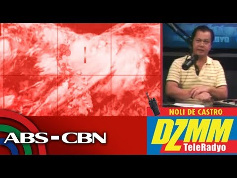 DZMM TeleRadyo: Inday is coming: Brewing storm to bring more rains