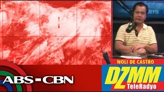 DZMM TeleRadyo: 'Inday' is coming: Brewing storm to bring more rains