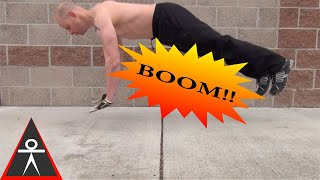 My Thoughts On Explosive Calisthenics