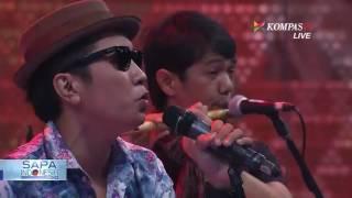 """Dirgahayu Sumatera Utara yang jatuh pada tanggal 15 April ini, Sapa Indonesia menghadirkan Viky Sianipar yang membawakan lagu """"Aut Boi Nian"""" ciptaan ..."""