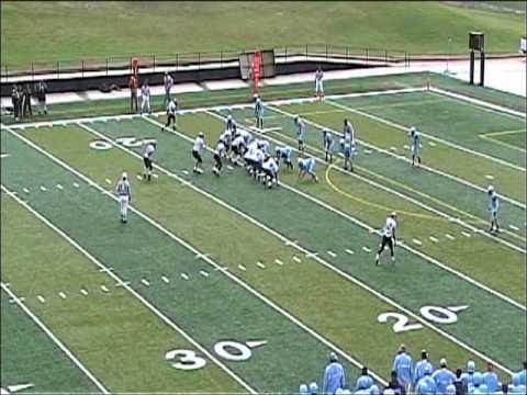 James Flanders Football Sophomore Highlights