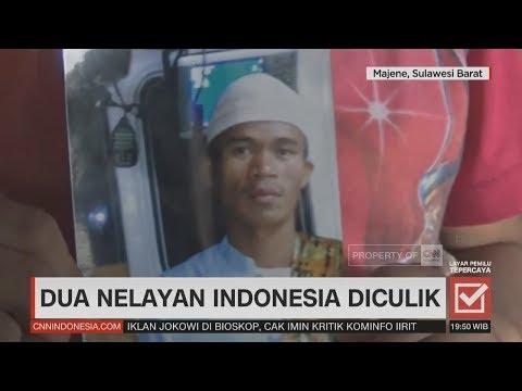Ini Nelayan Indonesia yang Diculik di Perairan Sabah