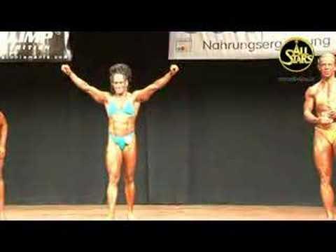 Frauen II Bodybuilding über 55 kg
