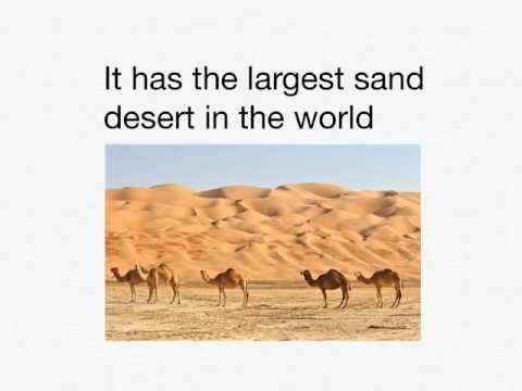 Saudi facts