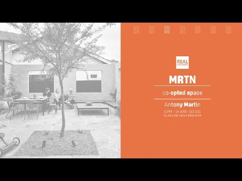 Co-opted Space - MRTN Architects - Anthony Martin