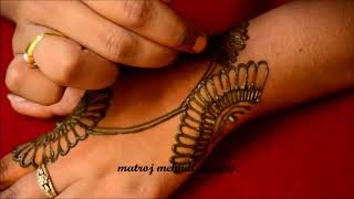 Simple Arabic Mehndi Designs For Hands-Mehndi Designs Easy-Mehndi Designs