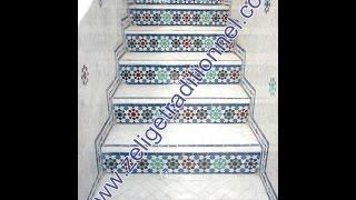 zellige marocaine by atelier zellige traditionnel. Black Bedroom Furniture Sets. Home Design Ideas