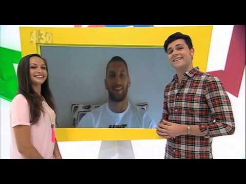 Lewis Brown - Skype Interview