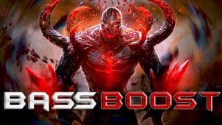 BASS BOOSTED MUSIC MIX → Best Of EDM & TRAP