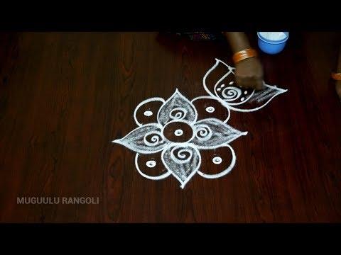 muggulu without dots telugu muggulu without dots kolam design without dots rangoli without dots