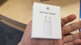 Unboxing cargador apple comprado en k-tuin.com