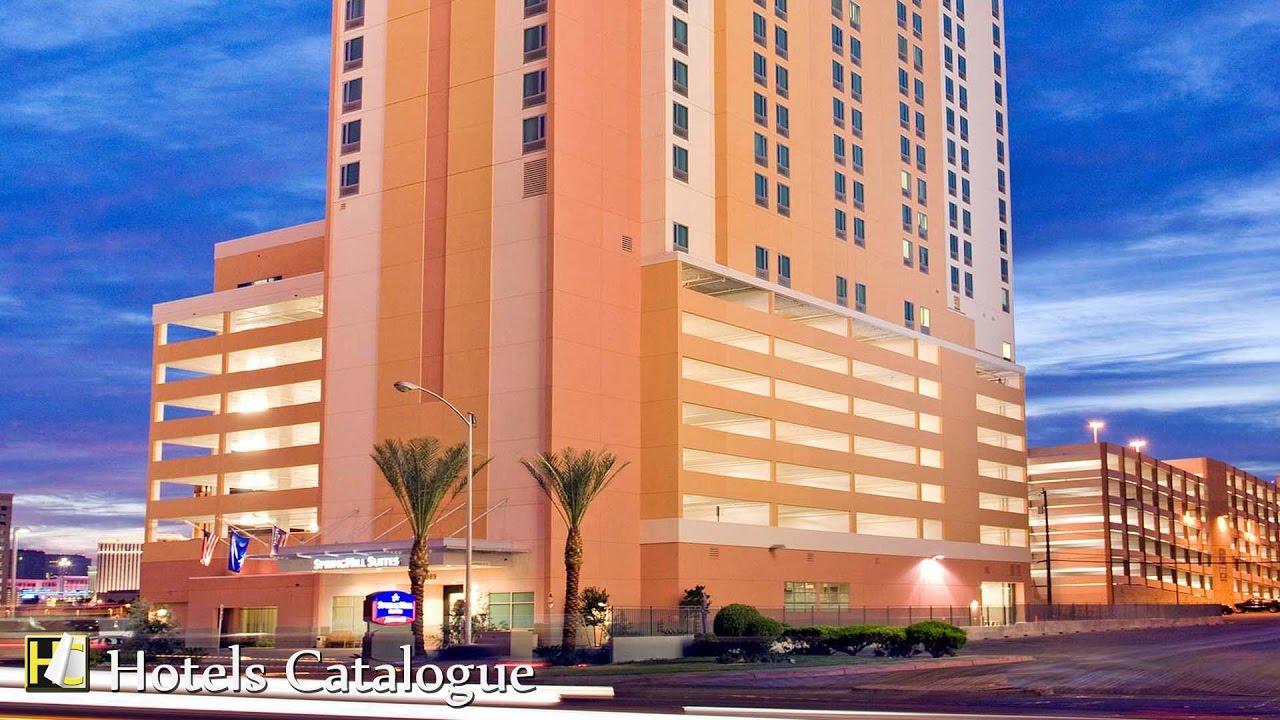 Springhill Suites By Marriott Hotel In Las Vegas