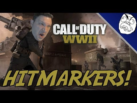 Call of Duty WWII Rage Montage: Hitmarkers with Scorestreaks & Shotguns!! thumbnail