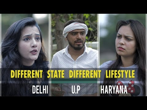 Different State Different Lifestyle - Amit Bhadana (Delhi, UP, Haryana)